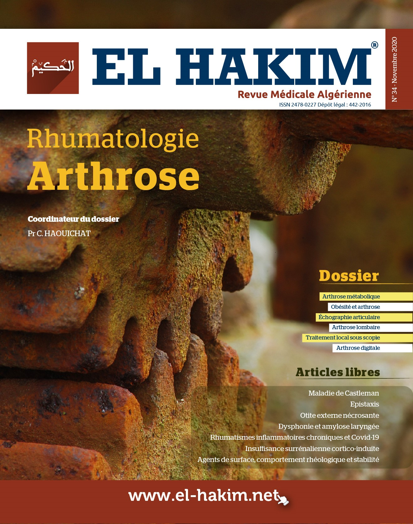 Cover Arthrose